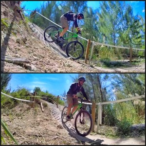 Mountain Biking in Miami